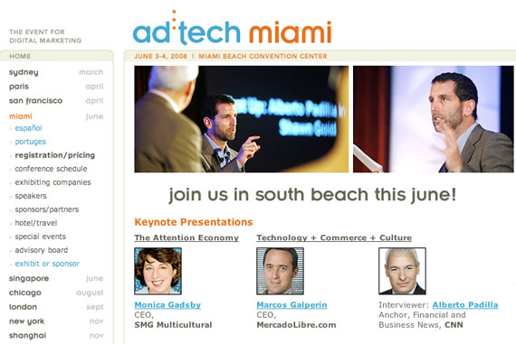 Ad-Tech Miami 2008